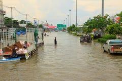 AYUTTHAYA TAILÂNDIA Fotografia de Stock