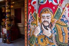 Ayutthaya, Tailândia - outubro, 21, 2016: Feche acima de t tradicional Fotos de Stock Royalty Free