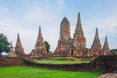 Ayutthaya Tailândia velha Fotografia de Stock Royalty Free