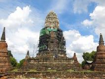 Ayutthaya, Tailandia Fotografie Stock