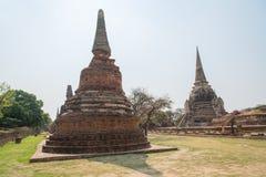 Ayutthaya, Tailandia Fotografía de archivo libre de regalías