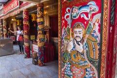 Ayutthaya, Tailandia - 21 ottobre, 2016: Chiuda sulla t tradizionale Fotografia Stock