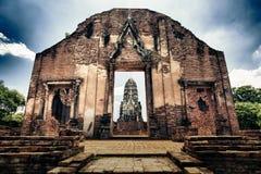 Ayutthaya Tajlandia Zdjęcia Stock