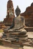 Ayutthaya Temple Ruins Royalty Free Stock Image