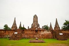 Ayutthaya Temple ,Thailand Royalty Free Stock Image