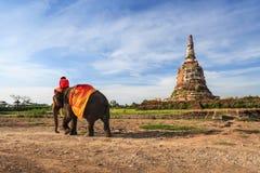 Ayutthaya Thaïlande photos stock