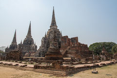 Ayutthaya, Thaïlande Image libre de droits