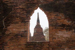 Ayutthaya, Thaïlande Photos stock