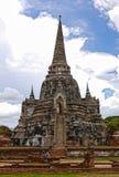 Ayutthaya, Thailand stockfoto