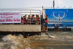 AYUTTHAYA THAILAND Royalty-vrije Stock Fotografie