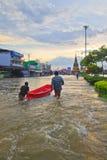 AYUTTHAYA THAILAND Stockbilder