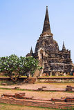 Ayutthaya, Thailand Royalty Free Stock Photos