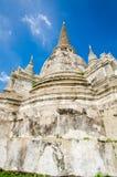 Ayutthaya Thailand Royaltyfria Bilder