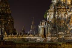 Ayutthaya Thailand Stock Foto's