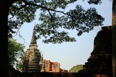 Ayutthaya, Thailand Stock Foto's