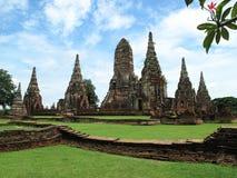 Ayutthaya Thailand lizenzfreies stockbild