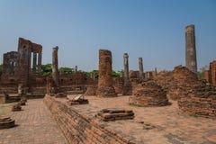 Ayutthaya, Thailand lizenzfreies stockbild
