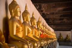 Ayutthaya, Thailand Lizenzfreie Stockbilder