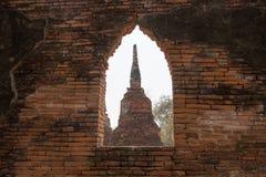 Ayutthaya, Thailand stockfotos