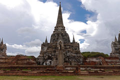 Ayutthaya, Thailand lizenzfreie stockfotografie