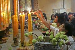 ayutthaya Thailand Obraz Royalty Free