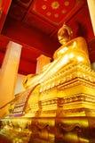 AYUTTHAYA-THAILAND-: Fördärvar av kloster, fördärvar av det gamla pet Arkivfoton