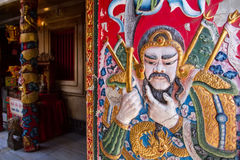 Ayutthaya, Thailand - October, 21, 2016 : Close up Traditional t Royalty Free Stock Photos