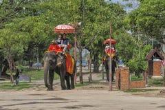 Ayutthaya, Thailand. Royalty Free Stock Image