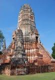 Ayutthaya, Thailand: Wat Chai Wattanaram Stock Photography