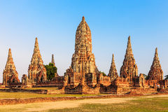 Ayutthaya, Thailand Stock Photo