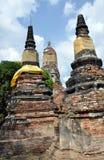 Ayutthaya, Thailand: Wat Cheong Tha Stock Photos