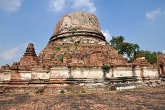 Ayutthaya, Thailand: Wat Gudidao Ruins Royalty Free Stock Images