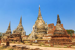 Ayutthaya, Thailand Royalty Free Stock Photos