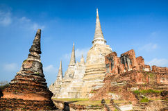 Ayutthaya thailand Stock Photography