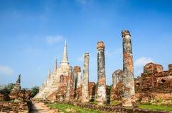 Ayutthaya thailand Royalty Free Stock Images