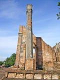 Ayutthaya: Världsarv Arkivbild