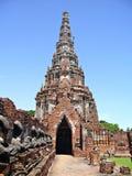 Ayutthaya: Världsarv Arkivbilder