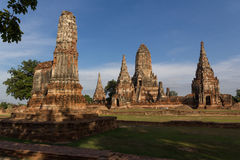 Ayutthaya Royalty Free Stock Photography