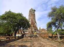 Free Ayutthaya Wat Phra Ram Temple Stock Photo - 15319170