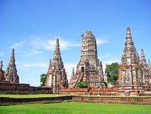 Ayutthaya: Welterbe Stockbild