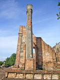 Ayutthaya: Werelderfenis stock fotografie