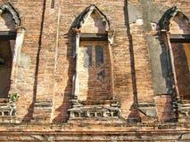Ayutthaya : world heritage Stock Images