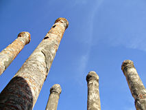 Ayutthaya : world heritage Royalty Free Stock Photos