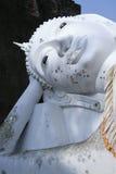 Ayutthaya World Heritage Site. AYUTTHAYA,THAILAND-Ayutthaya World Heritage Site, old pagoda and image of buddha be ruined more than 500 years Stock Images