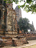 Ayutthaya : World heritage Stock Photos