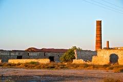 Ayvalik Town, old streets Stock Photos