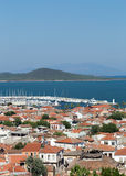 Ayvalik, Turchia Fotografie Stock