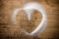 Azúcar. Foto de archivo libre de regalías
