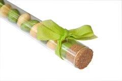 Azúcar-almendra fotografía de archivo libre de regalías