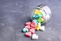 Azúcar coloreado Imagen de archivo